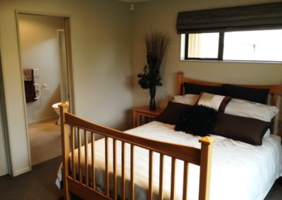 Showhome Main Bedroom